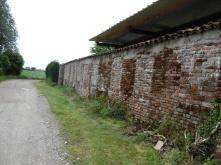 muri di mattoni